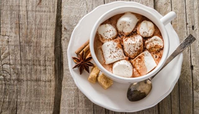 Hot Chocolate Marshmallows via zeenewa.india.com