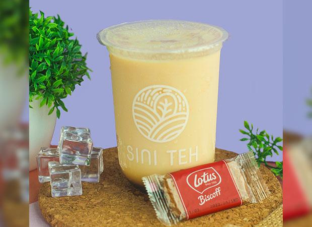 Biscoff Milk Tea dok. duniamasak.com