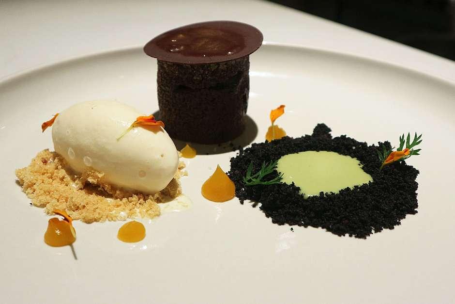 Chocolate Truffle Melt via dok. DuniaMasak.com