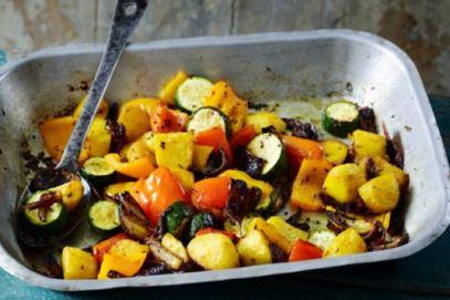 Cumin roast vegetables via bbc.co.uk ala tim duniamasak.com