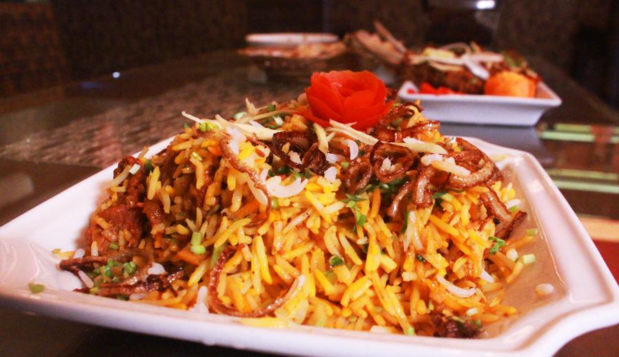 Mutton Biryani D'Bollywood Bar & Restaurant Makanan Masakan India Jakarta Duniamasak