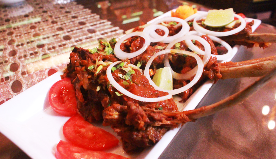 Lamb Chop D'Bollywood Bar & Restaurant Makanan Masakan India Jakarta Duniamasak