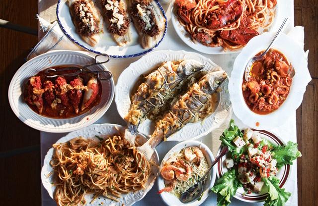 Hidangan natal via pexels.com