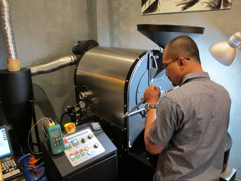 Mesin Brewing via dok. Dunia Masak