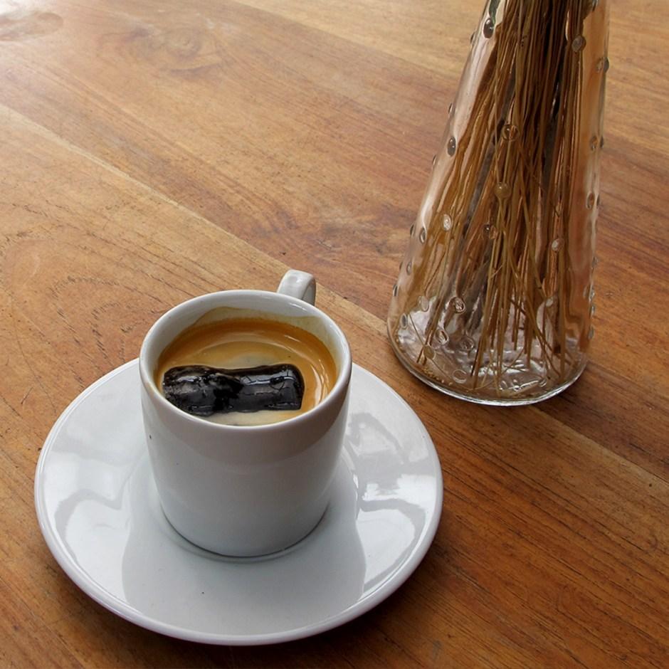 Espresso on The Rock via dok. Dunia Masak