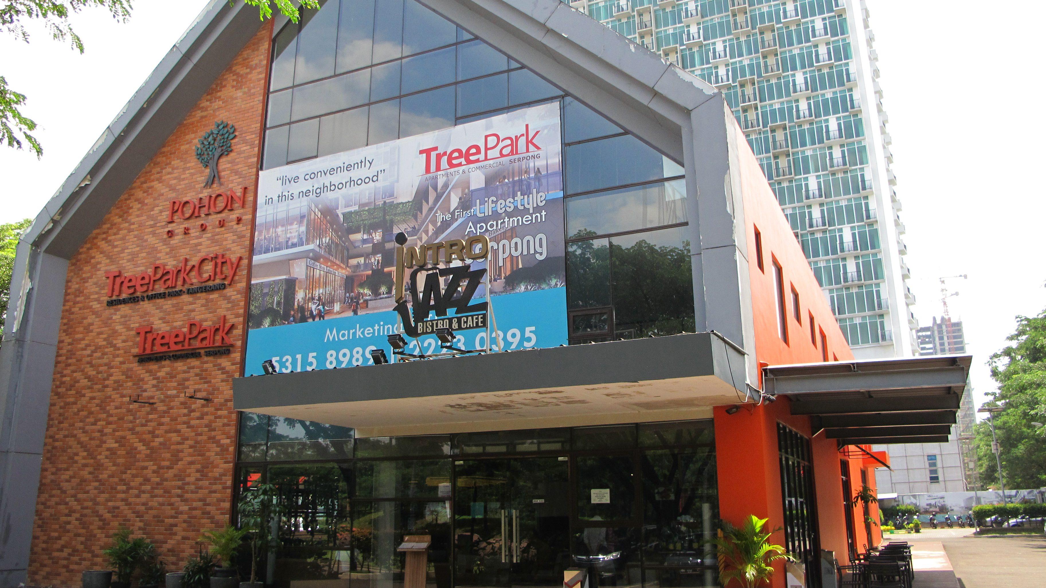 Intro Jazz Bistro & Cafe via Dunia Masak