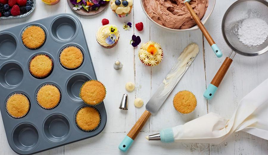 Mudah Membuat Kue bersama DuniaMasak via blog.mattr.co
