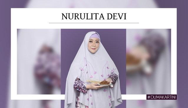 Nurulita Devi sebagai dumakartini 2019