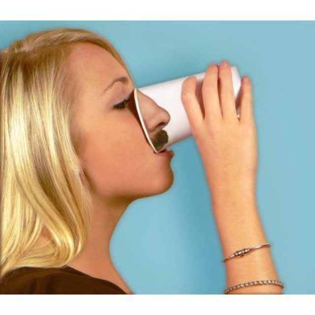 gelas unik via pinterest.com