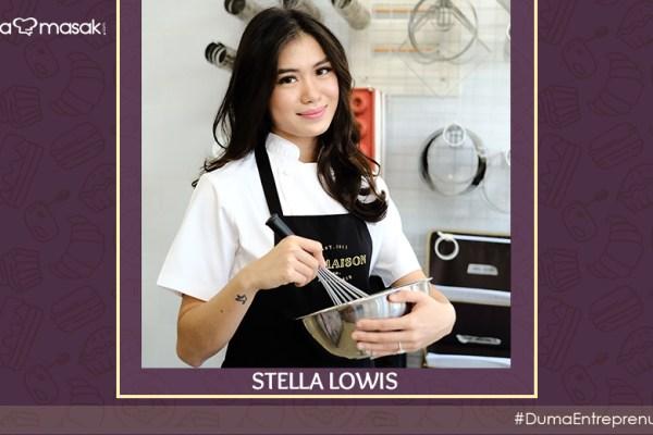 Stella Lowis DuniaMasak Entreprenuer via dok. pribadi