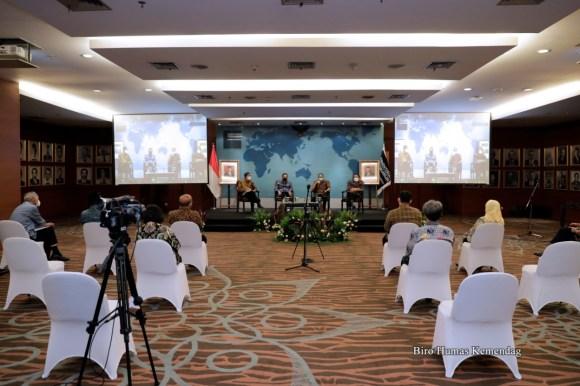 TEI-VE 2020 konferensi pers  dok. Biro Humas Kemendag ala duniamasak