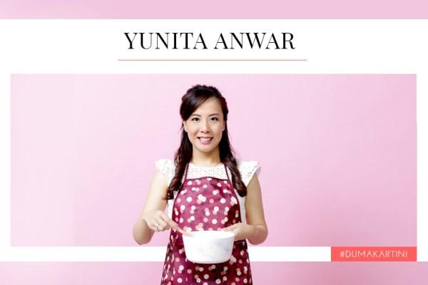 Yunita Anwar Untuk Kartini DuniaMasak