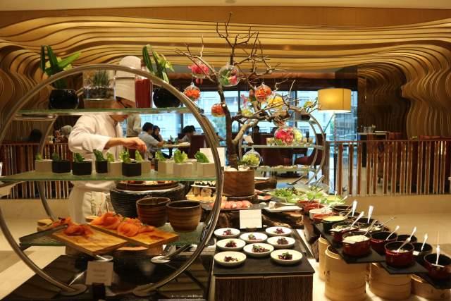 Menu Jepang Arts Cafe via dok. DuniaMasak.com