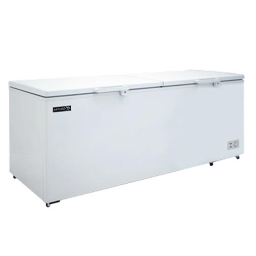 Chest freezer CF 602 via duniamasak.com