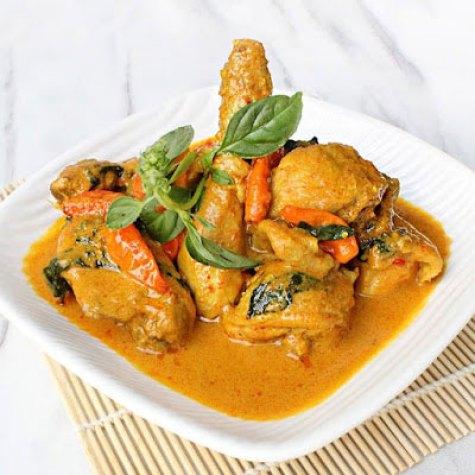 Makanan 17 Agustus ayam tuturaga via masrana.com ala tim duniamasak.com
