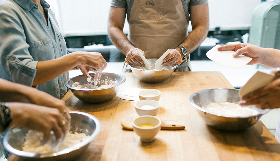 Kursus Membuat Kue via lepainquotidien.co.uk