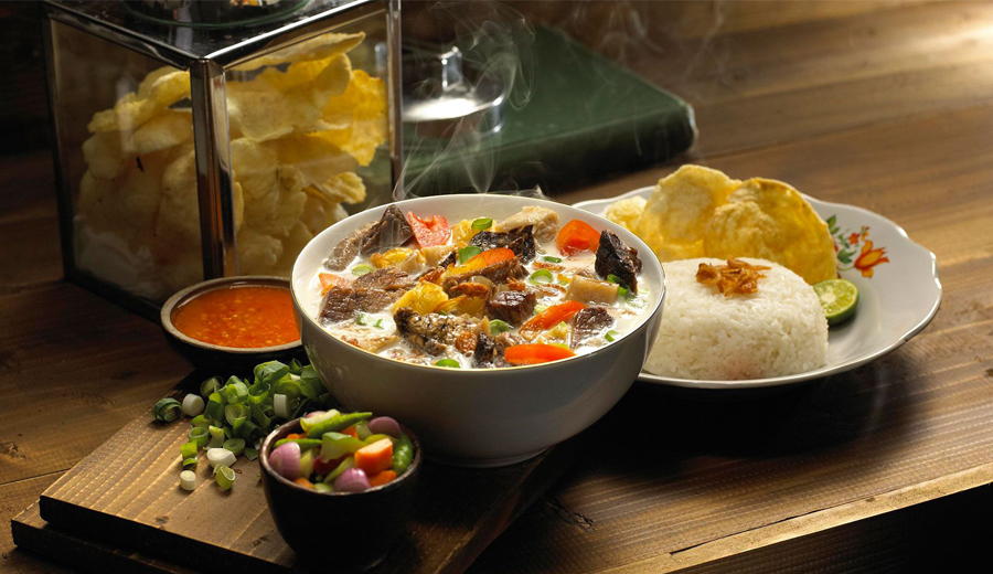 Makanan betawi ala DuniaMasak via rasamasa.com