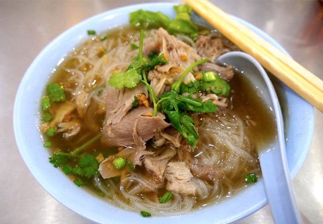 Bihun bebek masakan medan via salingamanah.com
