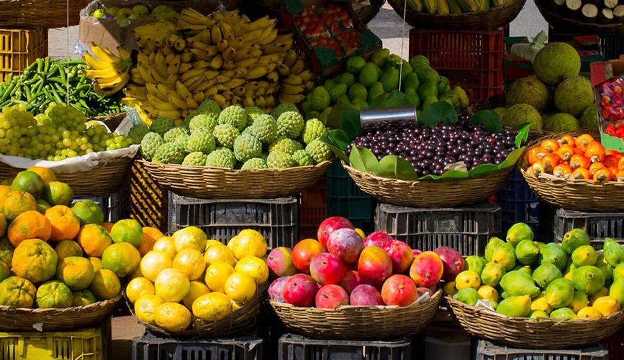 Buah Segar via stock.tookapic.com