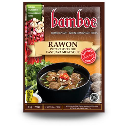 Bumbu Bamboe Rawon via duniamasak