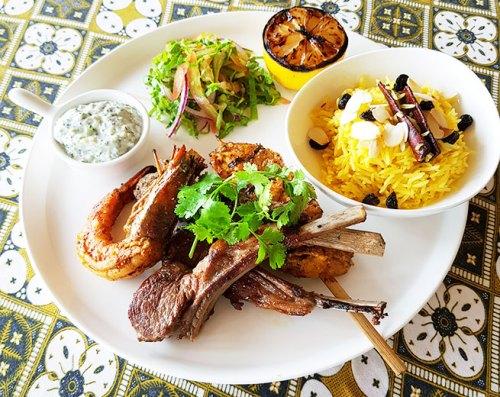 Arabic Mixed Grill via cafebatavia ala tim duniamasak