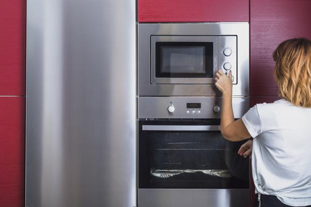 cara membersihkan oven yang benar via freepik.com