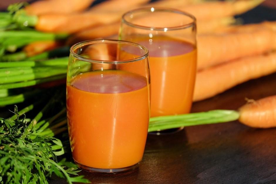 Jus wortel sehat untuk penglihatan terganggu via pixabay.com