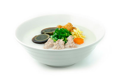 Century egg congee nama lain bubur via freepik ala tim duniamasak.com
