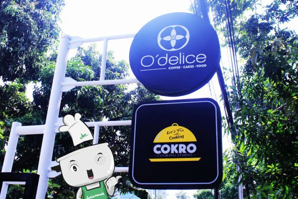 Cokro Cooking and Baking Studio Dok. Duniamasak