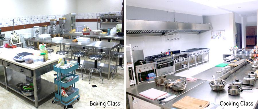 Baking Class and Cooking Class Dok. Duniamasak