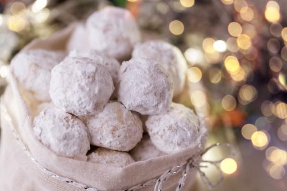 Cookies dunia Kourabiedes via freepik ala duniamasak