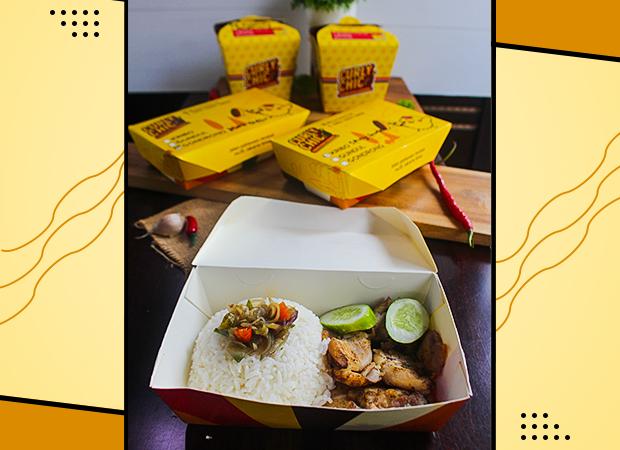 Curly chic Steak Ayam Gundul Sambal Matah dengan Nasi dok. duniamasak