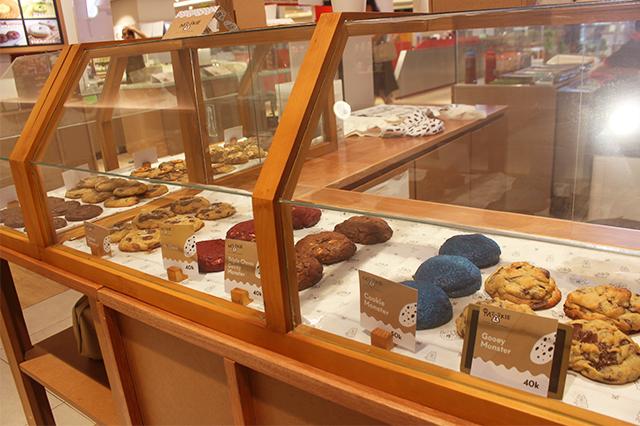 MOOKIE display cookies dok. duniamasak