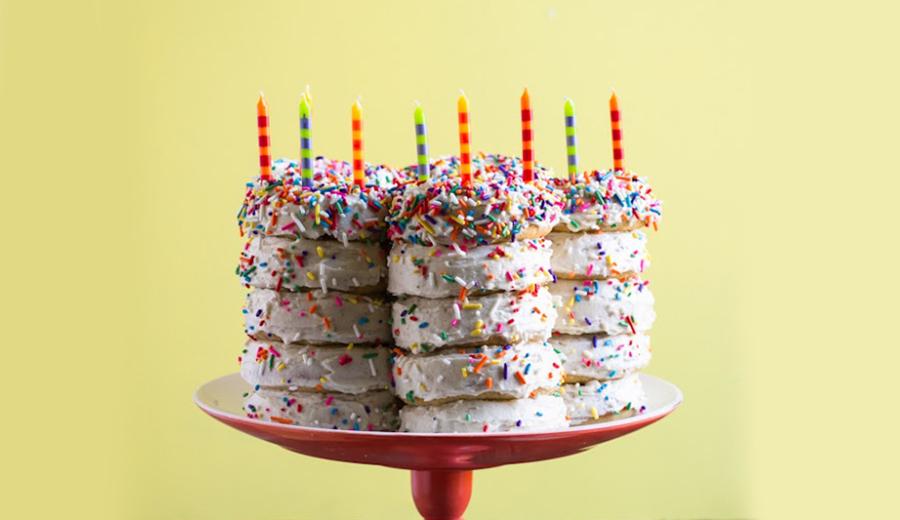 resep donat kue ulang tahun ala duniamasak via cupofjo.com