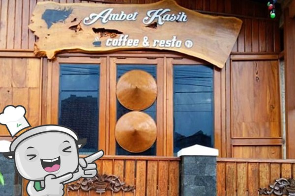 Ambet Kasih Cafe & Resto via duniamasak
