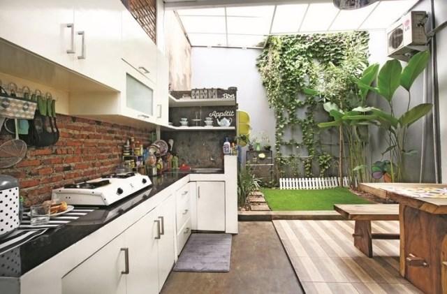 Penempatan dapur berdasarkan feng shui