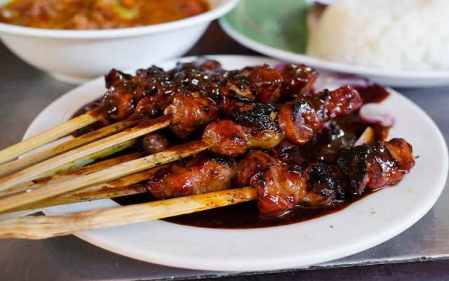 Sate Kambing Pak Yo Jogja via foody.id
