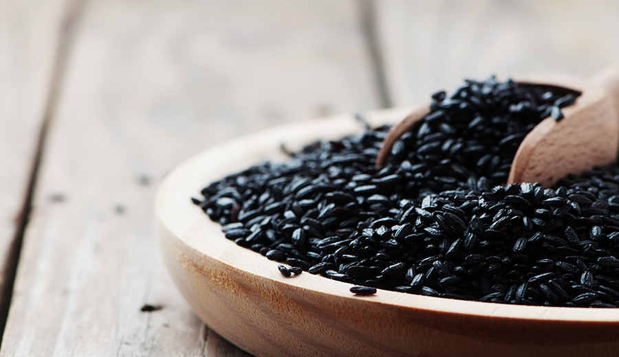 Forbidden Rice Si Beras Hitam via msmarket.coop