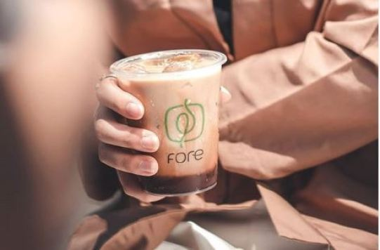 Fore via instagram/fore.coffee ala tim duniamasak