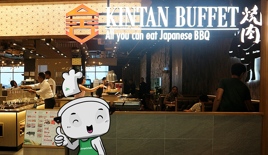 Interior Kintan Buffet with Duma
