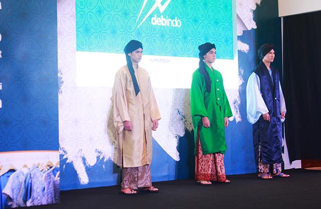 Fashion Show 3 di Indocraft 2019 dok. duniamasak