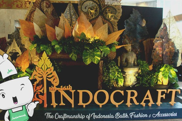 Indocraft 2019 dok duniamasak