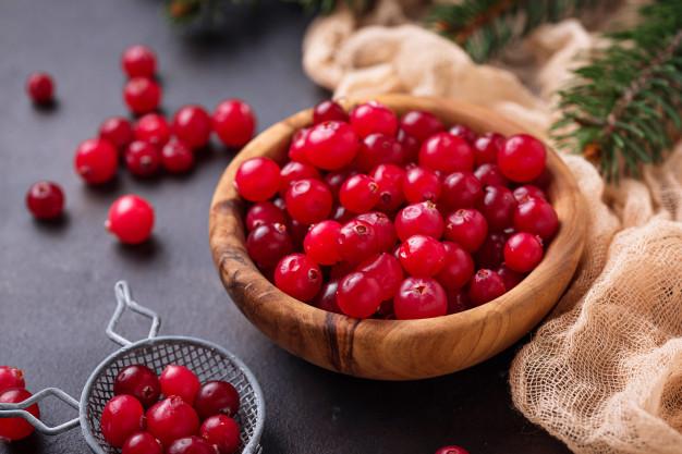 Jenis berry cranberry via freepik ala duniamasak