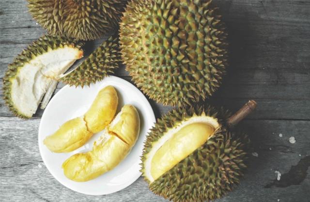 kopi dan durian via pexels.com