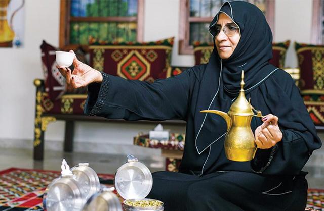 arabian coffee via fridaymagazine.ae