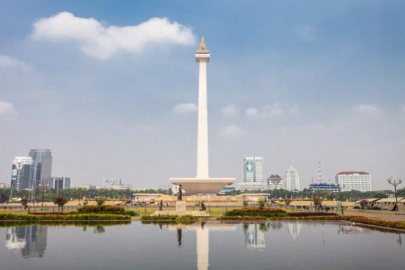 Kota wisata liburan jakarta indonesia via freepik ala duniamasak