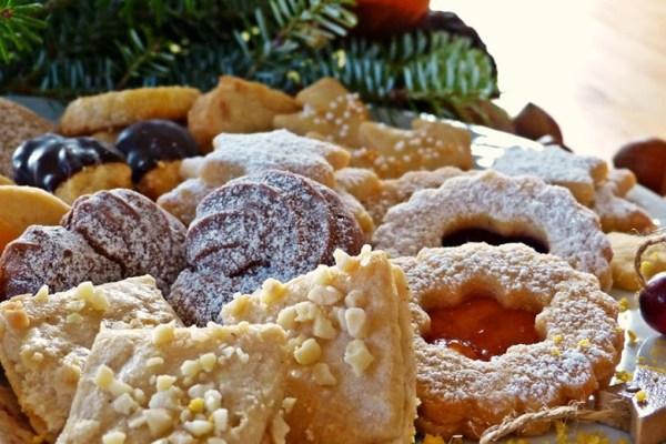 Kue Natal Khas Eropa via pexels.com