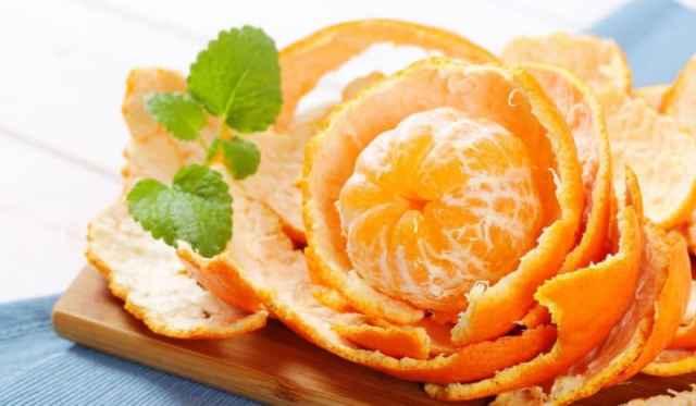 Manfaat kulit jeruk via kumparan.com