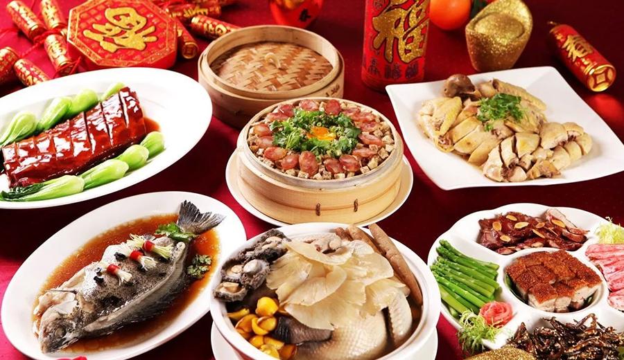 Makan Malam Imlek via blogunik.com