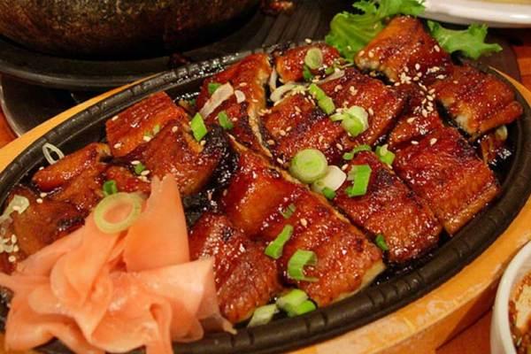 Jang Uh Gui Makanan dari Belut via triposo.com ala duniamasak.com